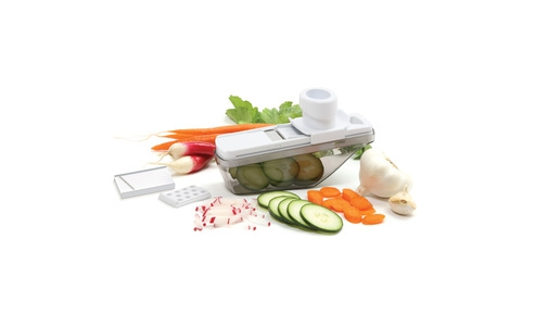 Norpro Slicer/Grater W/Guard & Catcher 309