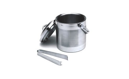 Norpro Stainless Steel  1.2L Ice Bucket With Tong 510