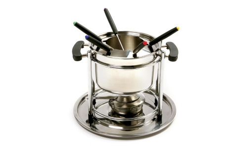 Norpro Stainless Steel  Fondue Set 499