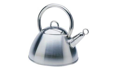 Norpro Whistling Tea Kettle, 2.5L, Blk Handle 5625