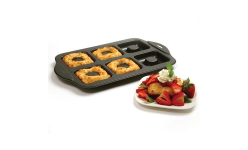3983 NONSTICK SQUARE DONUT PAN