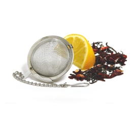 Norpro 1 3/4 Mesh Tea Ball, Stainless Steel  5502