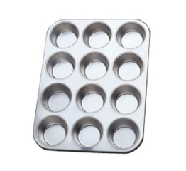 Norpro 12 Cup Muffin/CuPiece ake Pan 3770