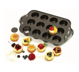 Norpro 12 Mini Cheesecake Pan 3919