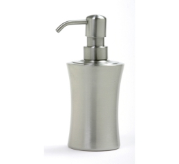 Norpro 12Oz Stainless Steel  Soap Dispenser 171