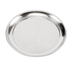 Norpro 15.5 Stainless Steel  Pizza Pan 5673