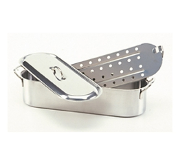 Norpro 18 Stainless Steel Fish Poacher 280