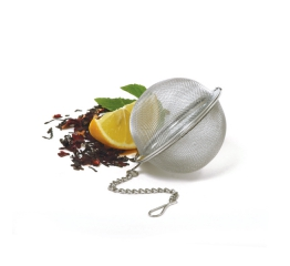 Norpro 2 Mesh Tea Ball, Stainless Steel  5503