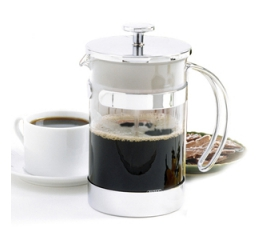 Norpro 5 Cup Chrome Coffee/Tea Press 5574