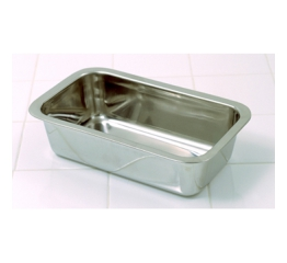 Norpro 8-1/2 Stainless Steel Loaf Pan 3849