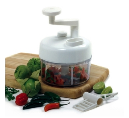 Norpro Food Processor W/2 Speeds 582