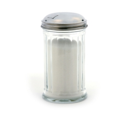 Norpro Glass Sugar Dispenser 801001