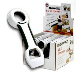 Norpro Grip-Ez 4 in 1 Opener 450