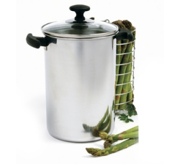 Norpro Grip-Ez Asparagus Cooker Vertical Steamer 584