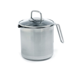 Norpro Krona Stainless Steel  12 Cup Multi-Pot With Straining Lid 641