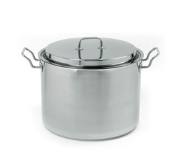 Norpro Krona Stainless Steel  16Qt Stock Pot 657