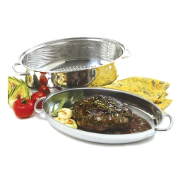 Norpro Krona Stainless Steel  8Qt Multi-Roaster 643
