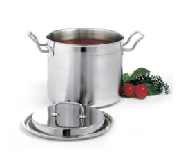 Norpro Krona Stainless Steel  8Qt Stock Pot 655