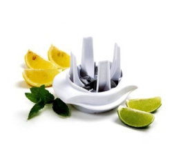 Norpro Lemon/Lime Slicer, White 530
