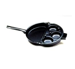 Norpro Non-Stick  Omelet Pan W/Poacher 665