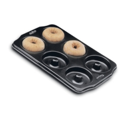 Norpro Nonstick 6 Baking Donut Pan 3982