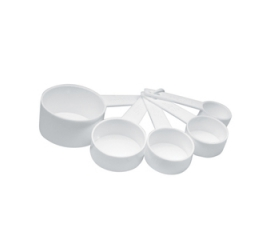 Norpro Plastic Measuring Cups 3044W