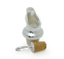 Norpro Silverplated Bottle Pourer 489