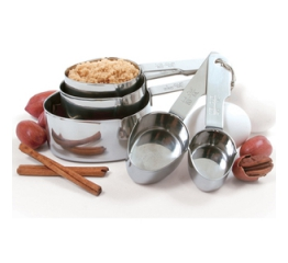 Norpro Stainless Steel  5 Piece  Measuring Cups 3057