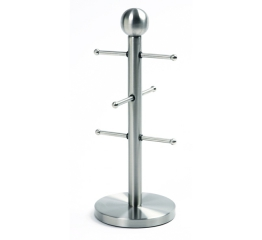 Norpro Stainless Steel  Mug Rack 7493