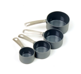 Norpro Stainless Steel  & Nylon Measuring Cups 3054