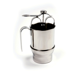 Norpro Stainless Steel  Pancake Dispenser W/Holder 3170