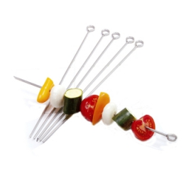 Norpro Stainless Steel  Skewers 12, 6 Piece s 1933