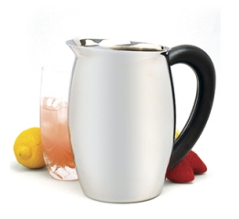 Norpro Stainless Steel  Water Pitcher, 2Qt 5705