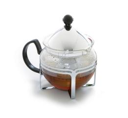Norpro Tea Maker, Chrome 87