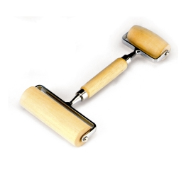 Norpro Wood Pizza/Pastry Roller 3078
