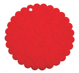 SILICONE JAR OPENER, RED