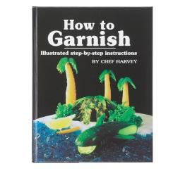 Garnishing Tools, Sets,Garnishing Books