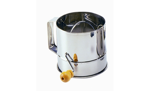 Norpro 3 Cup Flour Sifter Stainless Steel  145