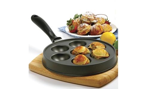Norpro Aebelskiver Stuffed Pancake Pan 3113