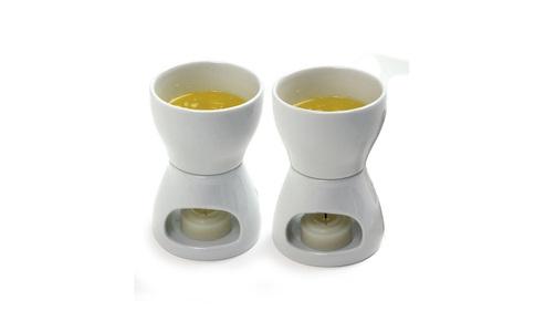 Norpro Butter Warmers, 4Oz., 2 Piece s 213