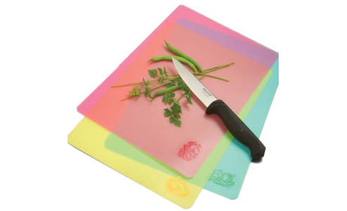 Norpro Flexible Cutting Mats, 3 Piece s, Color Icon 39