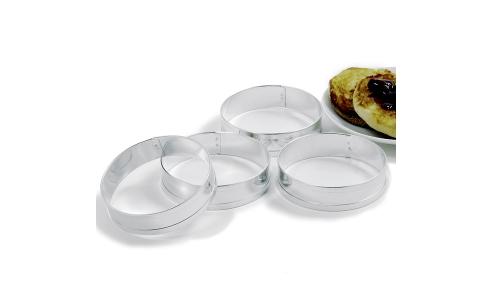 Norpro Muffin Rings, 4 Pcs 3775