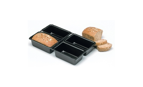 Norpro Nonstick 4 Pc Linking Loaf Pan 3946
