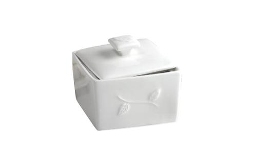 Norpro Porcelain Tea Bag Bin 5618