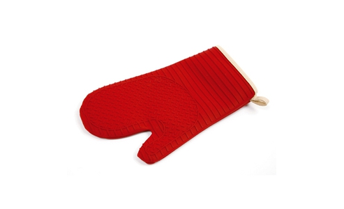 Norpro Silicone/Fabric Glove-Red 414R