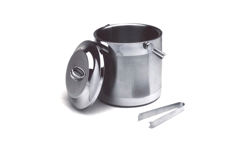 Norpro Stainless Steel  3.4L Ice Bucket With Tong 511