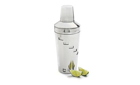Norpro Stainless Steel  Adj Recipe Cocktail Shaker 446