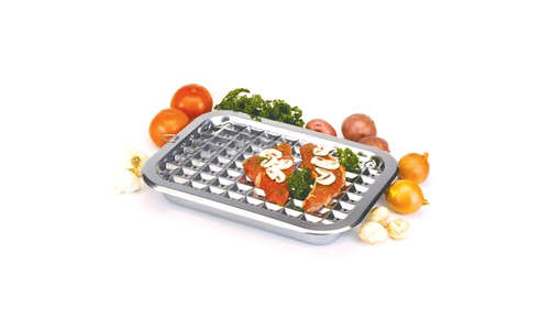 Norpro Stainless Steel  Broiler 17X12X2 274