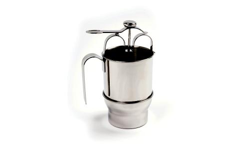 Norpro Stainless Steel  Pancake Dispenser W/Holder 3170