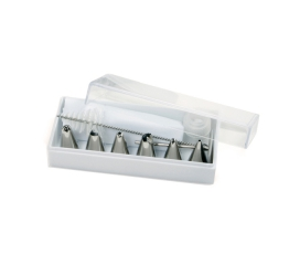 Norpro 10 Piece  Decorating Icing Set 3563